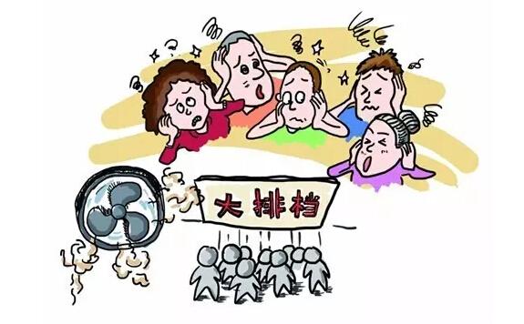 自改革开放后,中国城镇化迅猛发展,楼宇建设到处开工,然而中国更多防护和注意的是可以直接看到的人身安全问题,而对无形的噪音损害或灯光污染并不在意。而这些疏忽,将在数年后让中国人付出代价。 噪音广为人知的伤害是使人们不得安宁,难以入睡,甚至心情烦躁、失眠。如长期受噪音干扰,就会神经衰弱,出现头晕、视觉疲劳等症状。即使是40至50分贝的噪音干扰,人们也会从熟睡状态变成半熟睡状态。  广场舞噪音渐成邻里矛盾主因 然而听力损伤则是无形中进行的,我们往往难以察觉,受到损害,也往往难以举证索赔。如果长期暴露于60分贝以